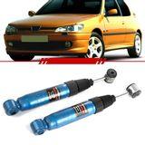 Par-Amortecedor-Traseiro-Preparado-Peugeot-306-1993-1994-1995-1996-1997-Sw-1997-1998-1999-2000-2001-Esportivo