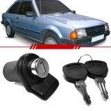 Macaneta-Externa-Tampa-do-Porta-Malas-Escort-1983-1984-1985-1986-2-e-4-Portas-Mecanica-Preta-com-Chave