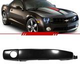 Macaneta-Externa-Porta-Dianteira-S10-Camaro-Cruze-Sonic-Trailblazer-2-e-4-Portas-Preta-com-Furo-sem-Chave-Lado-Direito-Motorista