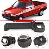 Macaneta-Externa-Porta-Dianteira-Fiorino-Pick-Up-1988-1989-1990-1991-1992-1993-1994-1995-com-Furo-Preta-sem-Chave