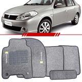 Tapete-Carpete-Personalizado-Grafite-Symbol-2009-2010-2011-2012-2013-Logo-Bordado-Renault-2-Lados-Dianteiro