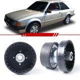 Cubo-Para-Volante-Escort-1984-1985-1986-com-Capa-Plastica