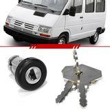 Cilindro-Porta-Dianteira-Trafic-1995-1996-1997-1998-1999-2000-2001-2002-Preto-com-Chave