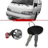 Cilindro-Porta-Lateral-de-Correr-Hyundai-H100-1997-1998-1999-2000-2001-2002-2003-2004-com-Chave