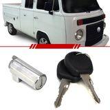 Cilindro-Porta-Lateral-de-Correr-Kombi-Clipper-1997-1998-1999-2000-2001-2002-2003-2004-2005-2006-2007-2008-2009-2010-2011-2012-com-Chave