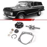 Kit-Reparo-com-Rolamento-Para-Bomba-D-agua-Motores-Perkins-4203-4cc-1966-1967-1968-1969-1970-1971-1972-1973-1974-1975-1976