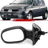 Retrovisor-Clio-2000-a-2008-com-Controle-Interno-Lado-Esquerdo-Motorista