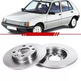Par-Disco-de-Freio-Dianteiro-Solido-Peugeot-106-1991-1992-1993-1994-1995-1996-1997-1998-1999-2000-2001-Peugeot-205-306-309-405-sem-Cubo