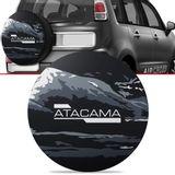 Capa-de-Estepe-Atacama-Aircross-2011-2012-2013-2014-2015-Aro-16-Polegadas-com-Cadeado