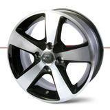 Jogo-de-Roda-Black-Diamond-Aro-17-Tala-7-Polegadas-Furacao-5x100-Off-Set-40