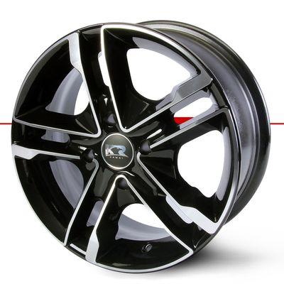 Jogo-de-Roda-Black-Gloss-Aro-15-Tala-6-Polegadas-Furacao-5x100-Off-Set-40