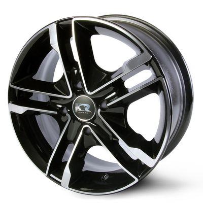 Jogo-de-Roda-Black-Gloss-Aro-15-Tala-6-Polegadas-Furacao-4x108-Off-Set-40