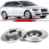 Par-Disco-de-Freio-Solido-Traseiro-Audi-A3-1996-1997-1998-1999-2000-2001-2002-2003-2004-2005-2006-sem-Cubo