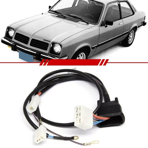 Chicote-Modulo-de-Ignicao-Eletronica-Chevette-1981-1982-1983-1984-1985-Chevy-500-Marajo