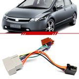 Chicote-do-Som-14-Fios-24-Vias-New-Civic-2007-2008-2009-2010-2011-New-Fit-City-Crv