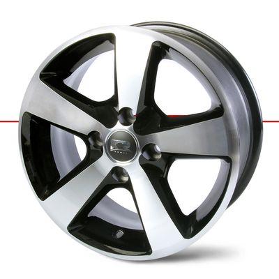 Jogo-de-Roda-Black-Gloss-Aro-17-Tala-7-Polegadas-Furacao-5x100-Off-Set-40