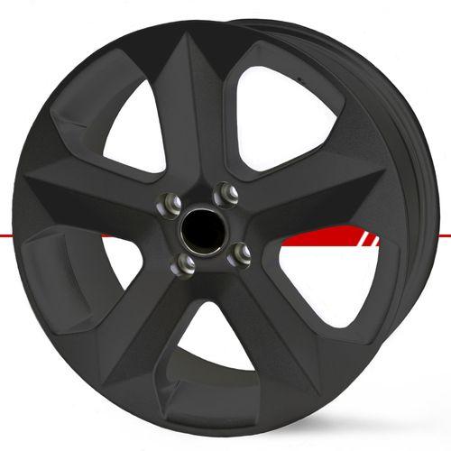 Jogo-de-Roda-Graphite-Fosco-Aro-20-Tala-75-Polegadas-Furacao-5x110-Off-Set-40