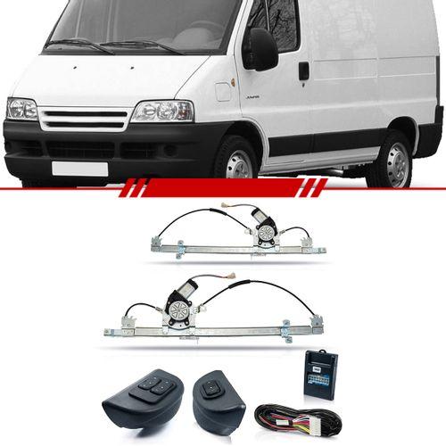 Kit-Vidro-Eletrico-Sensorizado-Jumper-1998-1999-2000-2001-2002-2003-2004-2005-2006-2007-2008-2009-2010-2011-2012-2013