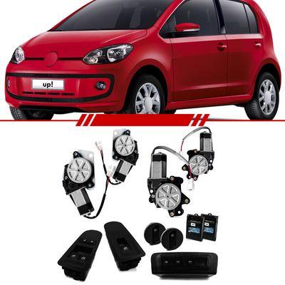 Kit-Vidro-Eletrico-Sensorizado-Volkswagen-Up--2014-2015-2016-4-Portas-Completo