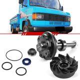 Kit-Reparo-com-Rolamento-Bomba-D-agua-Mb709-Mb712-Mb812-1990-a-1995-Mb809-1990-a-1998-Mb912-1990-a-2006-Mb914-1981-a-2006-Motor-Om364-Om364a