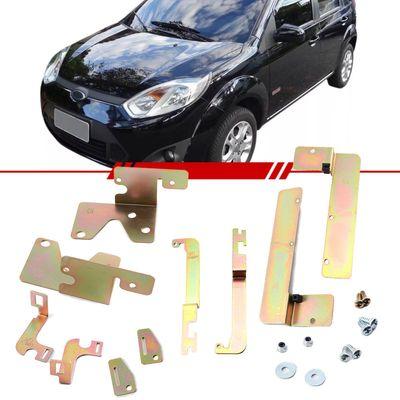 Kit-Suporte-Trava-Eletrica-Fiesta-Amazon-2002-2003-2004-2005-2006-2007-2008-2009-2010-2011-2012-2013-2014-4-Portas