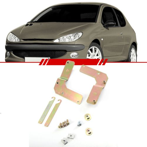 Kit-Suporte-Trava-Eletrica-Peugeot-206-1999-2000-2001-2002-2003-2004-2005-2006-2007-2008-2009-2010-2-Portas