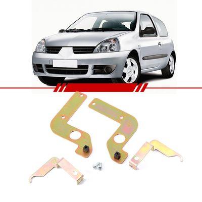 Kit-Suporte-Trava-Eletrica-Clio-2003-2004-2005-2006-2007-2008-2009-2010-2011-2012-2-Portas
