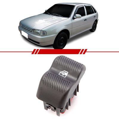 Botao-Interruptor-Simples-Vidro-Eletrico-Gol-Parati-1995-1996-1997-1998-1999-Saveiro-Painel