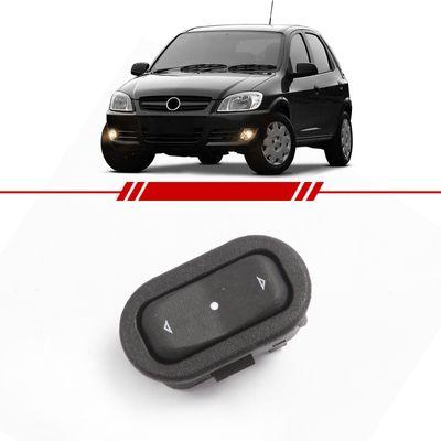 Botao-Interruptor-Simples-Vidro-Eletrico-Corsa-2002-2003-2004-2005-2006-2007-2008-2009-2010-Celta-Astra