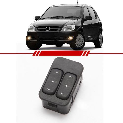 Botao-Interruptor-Duplo-Vidro-Eletrico-Corsa-2002-2003-2004-2005-2006-2007-2008-2009-2010-Celta-Astra