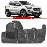 Tapete-Carpete-Personalizado-Grafite-Santa-Fe-2011-2012-2013-Logo-Hyundai-Bordado-2-Lados-Dianteiro