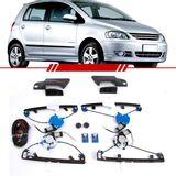 Kit-Vidro-Eletrico-Completo-Grafite-Sensorizado-Fox-2003-2004-2005-2006-2007-2008-2009-2010-4-Portas