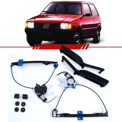 Kit-Vidro-Eletrico-Sensorizado-Uno-1985-1986-1987-1988-1989-1990-1991-1992-1993-1994-1995-1996-1997-1998-1999-2000-2001-2002-2003-2-Portas-Led-Verde