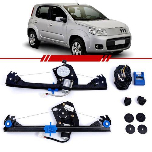 Kit-Vidro-Eletrico-Sensorizado-Uno-Evo-2011-2012-2013-2014-4-Portas-Dianteiro
