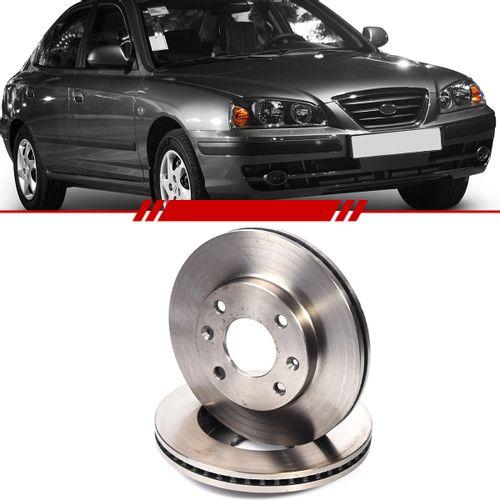 Par-Disco-de-Freio-Dianteiro-Ventilado-Elantra-2001-2002-2003-2004-Sonata-2002-2003-sem-Cubo