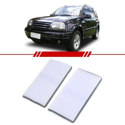 Par-Filtro-de-Ar-Condicionado--cabine--Tracker-2000-2001-2002-2003-2004-2005-2006-2007-2008-2009