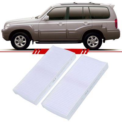Par-Filtro-de-Ar-Condicionado--cabine--Hyundai-Terracan-2004-2005-2006