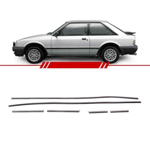 Jogo-de-Friso-Borrachao-Lateral-Escort-Gl-1987-1988-1989-1990