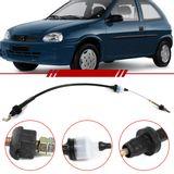 Cabo-de-Embreagem-Corsa-1997-1998-1999-2000-Hatch-Sedan-Classic-com-Capa-Dupla