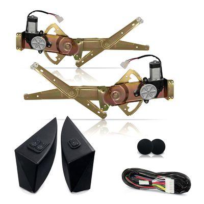 Kit-Vidro-Eletrico-Sensorizado-Corsa-Wind-1994-1995-1996-1997-1998-1999-2000-2001-2002-2-Portas-Pick-Up-Corsa-1995-1996-1997-1998-1999-2000-2001-2002
