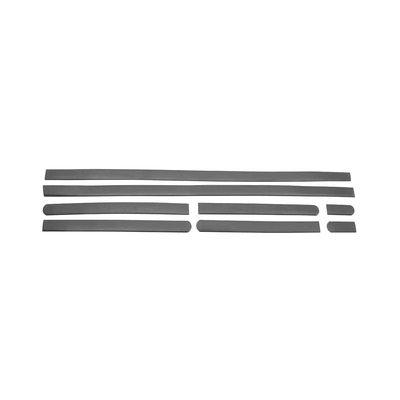 Jogo-de-Friso-Borrachao-Lateral-Ford-F250-Cabine-Simples-1999-2000-2001-2002-2003-2004-2005-2006-2007-2008-2009-2010