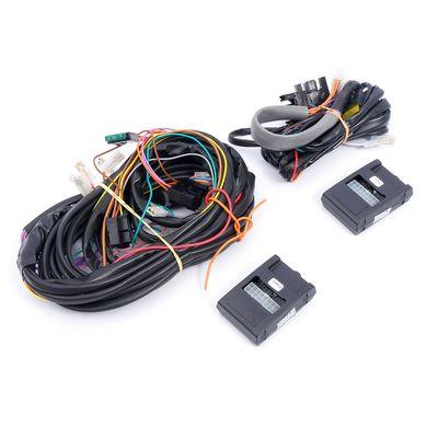 Kit-Vidro-Eletrico-Sensorizado-Cinza-Gol-1999-2000-2001-2002-2003-2004-2005-Parati-4-Portas-Completo