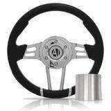 Volante-Esportivo-Armadillo-Cromado-320mm-com-Cubo-Volkswagen---Modelo-Vw-06