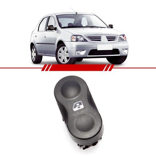 Botao-Interruptor-Simples-Vidro-Eletrico-Logan-Sandero-2007-2008-2009-2010