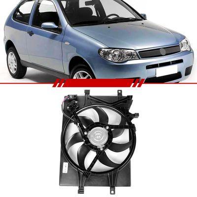 Eletroventilador-do-Radiador-Palio-2001-2002-2003-2004-2005-2006-2007-2008-2009-Siena-Strada-Transmissao-Manual-com-Ar-Condicionado