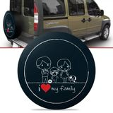 Capa-de-Estepe-Family-Menino-Doblo-Adventure-2003-2004-2005-2006-2007-2008-Aro-15-Polegadas-com-Cadeado