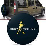 Capa-de-Estepe-Keep-Rocking-Doblo-Adventure-2003-2004-2005-2006-2007-2008-Aro-15-Polegadas-com-Cadeado