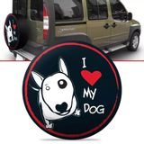 -Capa-de-Estepe-Love-Dog-Doblo-Adventure-2003-2004-2005-2006-2007-2008-Aro-15-Polegadas-com-Cadeado