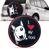 -Capa-de-Estepe-Love-Dog-Pajero-Tr4-2002-2003-2004-2005-2006-2007-2008-2009-2010-2011-2012-2013-2014-2015-2016-Aro-16-e-17-Polegadas-com-Cadeado