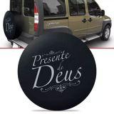 Capa-de-Estepe-Presente-de-Deus-Doblo-Adventure-2003-2004-2005-2006-2007-2008-Aro-15-Polegadas-com-Cadeado